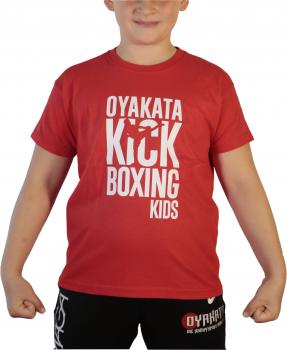 Kickboxing Kids T Shirt Oyakata