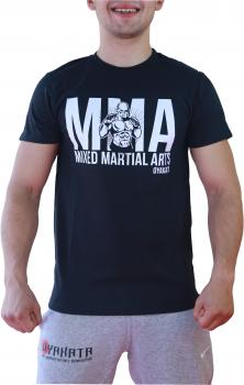 MMA Mixed Martial Arts Muscle Man Herren T-Shirt Oyakata